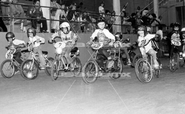 Gene Roden's 1st BMX Race-Amarillo, TX