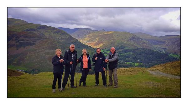 004 - Patterdale To Angle Tarn Walk, Cumbria, UK - 2020.