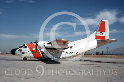 US Coast Guard Fairchild C-123 Provider Military Airplane Pictures