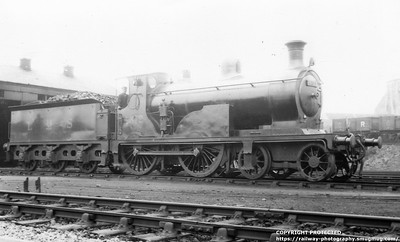 "McIntosh C.R. ""Dunalastair"" locomotives"