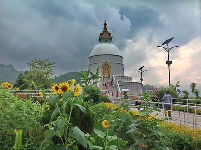 Катманду -  Покхара -  Парпинг -  Намо Будда- Катманду.  Июнь 2016