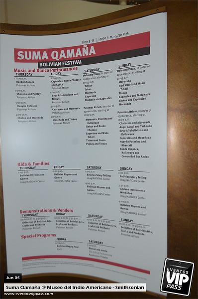 Suma Qamaña @ Museo del Indio Americano - Smithsonian