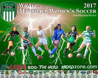 Marshall Women's Soccer