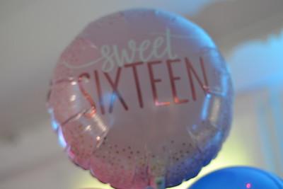 Lee's Sweet 16