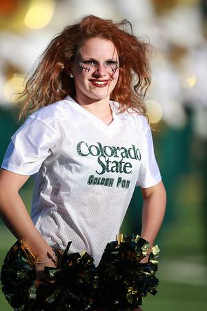 CSU vs. New Mexico Cheer (Halloween)