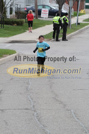 Kids Run - 2015 Lets Move Festival of Races