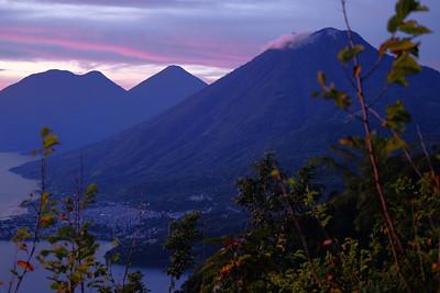 Xela to Lake Atitlan
