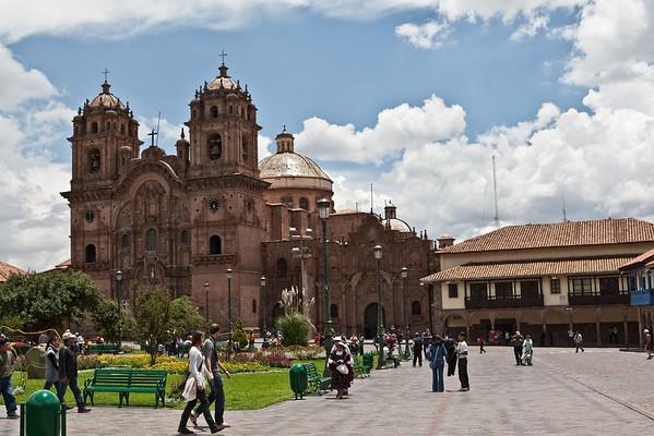 Cusco, Sacred Valley of the Incas, Machu Picchu, Lima 2009