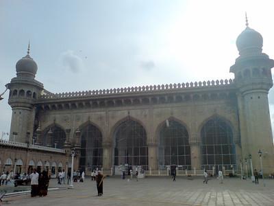 Mecca Masjid - Hyderabad