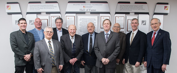 2019 Welding Hall of Fame