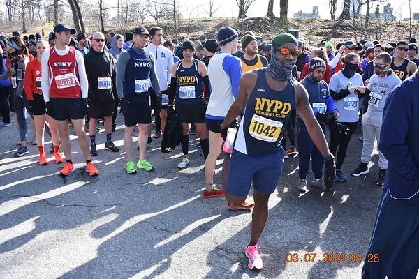43rd Annual NYPD vs FDNY 5 Mile Run (2020)
