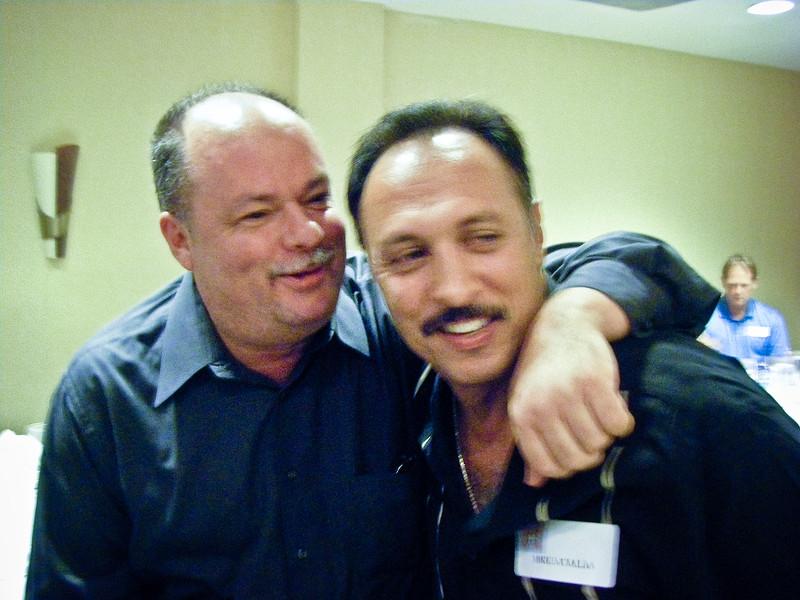 Mike Varmecky, Mike Atalla