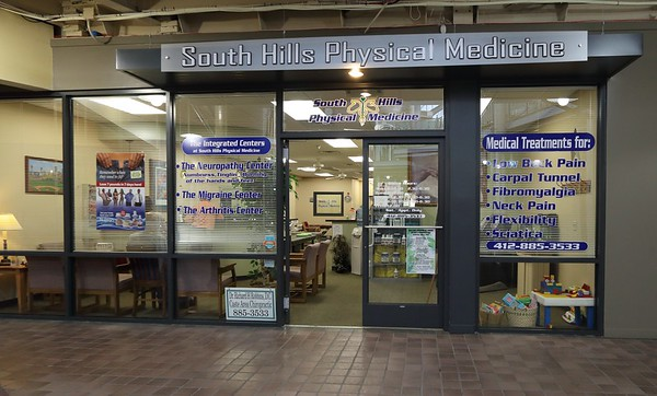 South Hills Physical Medicine