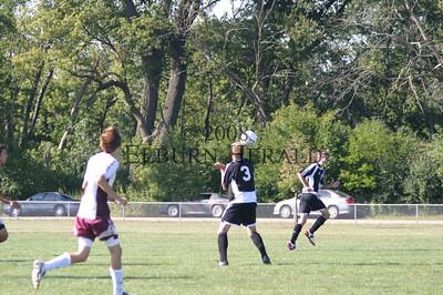 Boys Soccer vs. Marengo