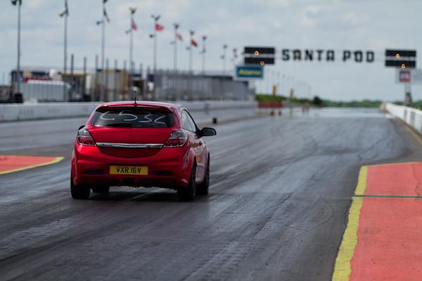 Performance Vauxhall Show 2012 - Santa Pod