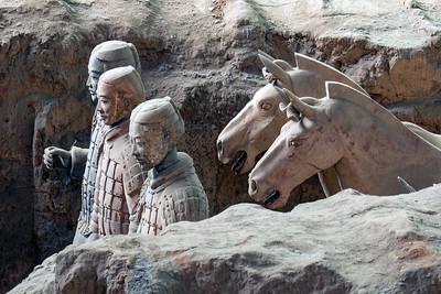 Xi'an - Terracotta Warriors