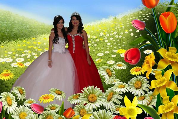 Cristina & Gabi's Quinceañera