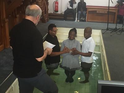 Baptism April 2015