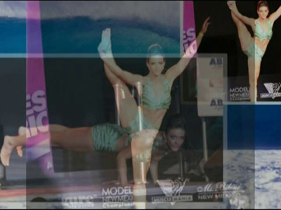 Renee Gallegos - Miss Fitness New Mexico 2012