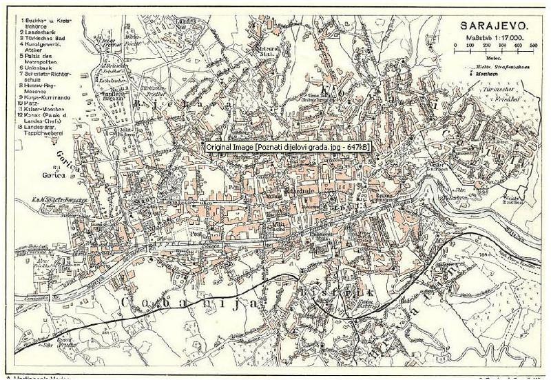 Sarajevo - 1898