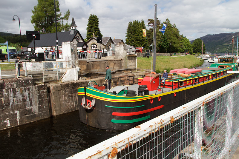Caledonian Canal, Fort Augustus - 12.jpg
