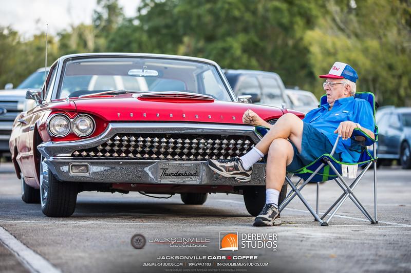 2019 09 Jax Car Culture - Cars and Coffee 008A - Deremer Studios LLC