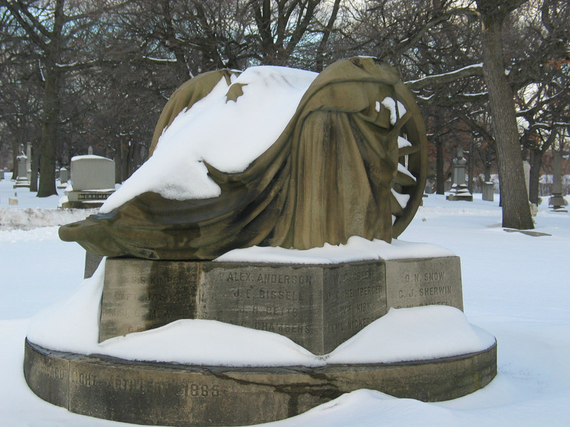 Chicago Light Artillery Monument