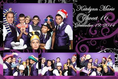Katelynn's Sweet Sixteen   Dec. 19th 2014