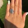 1.75ctw Edwardian Toi et Moi Old European Cut Diamond Ring  51