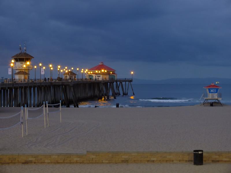 Huntington Beach Pier Before Dawn.jpg
