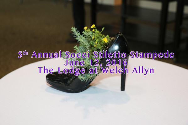 5th Annual Socci Stiletto Stampede