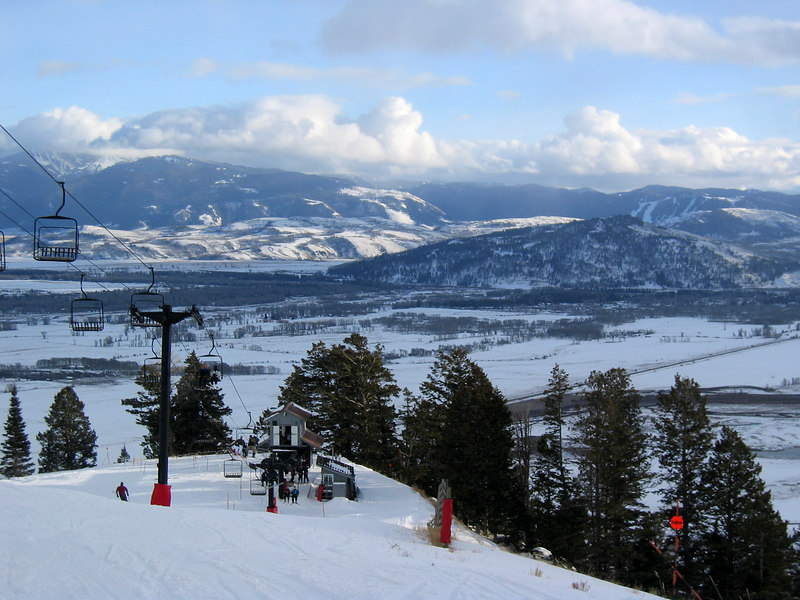 View from Jackson Hole mountain resort   (Dec 11, 2006, 03:18pm)