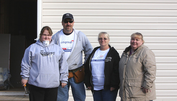 Apostles Build work day Nov 6