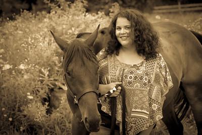 Lauryn's Horse