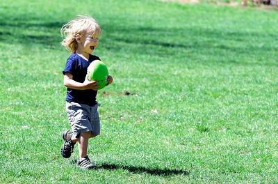 Fun at Eben G. Fine Park and Boulder Creek