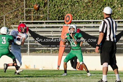 2018 JV Football Eagle Rock vs Torres 28Sep2018