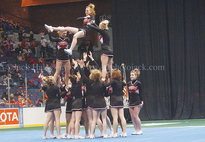 Greater Rochester Cheerleading Competition