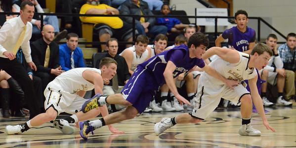 Basketball - LHS 2013-14