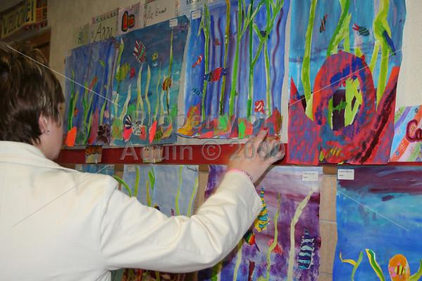elementary fine arts fest . 4.28.09