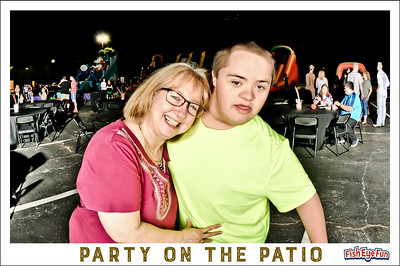 8/9/19 - Party on the Patio