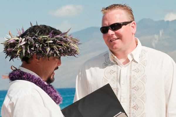 Galenzoski Wedding at South Maluaka by Gordon Nash