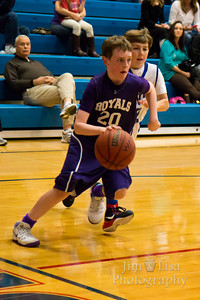 JH Basketball: CCS at OCS, January 19