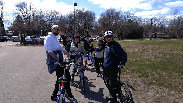 Vélo tandem formation 28 avril