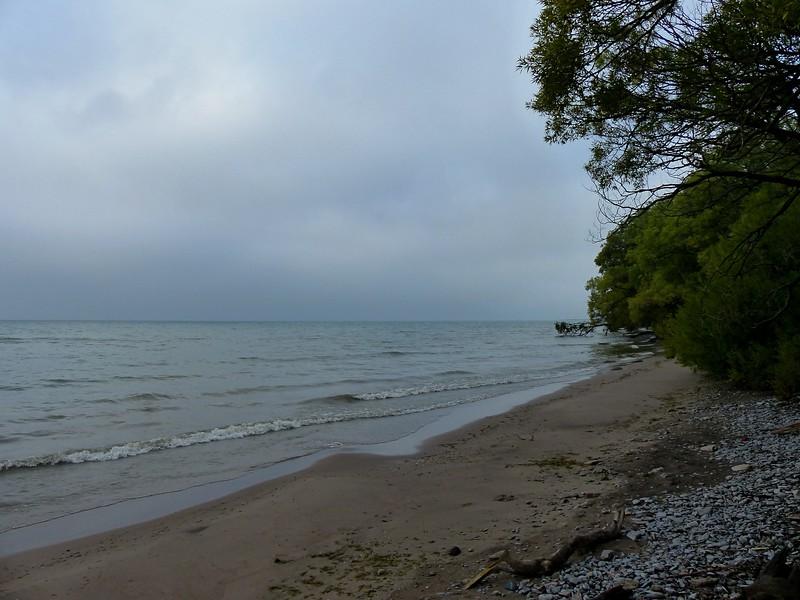 Lake Ontario shore