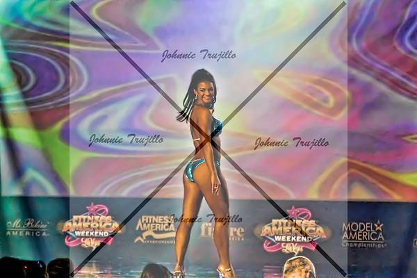 Renee Gallegos - Bikini - Las Vegas 2012