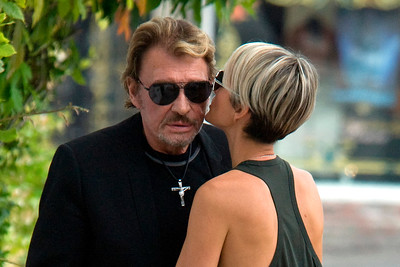 Johnny Hallyday - LA - Archives
