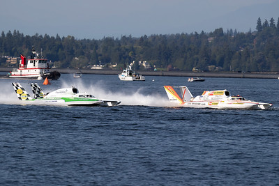 2018 Albert Lee Cup at Seafair