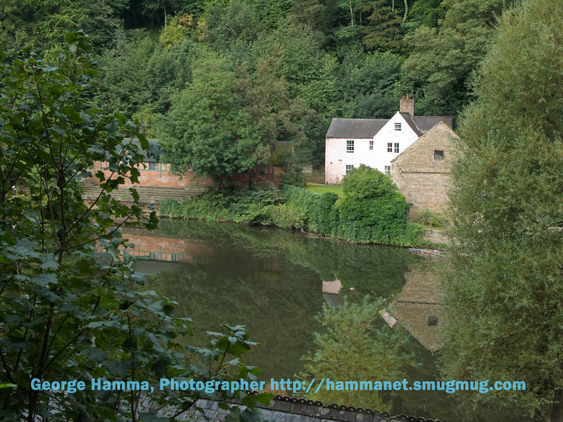 Along the river Wear in Durham