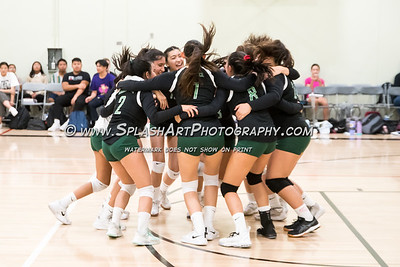 2019 Volleyball Eagle Rock vs El Camino Real 27Aug2019