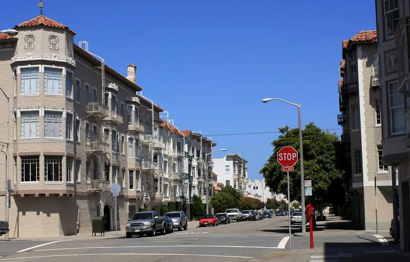 San Francisco streets. I liked them a lot